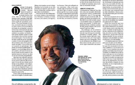 MAGAZINE «EL MUNDO»