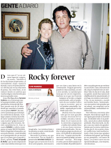 Rocky Forever