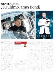 ¿Su último James Bond?