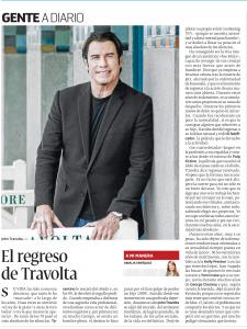 El regreso de Travolta