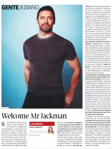 Welcome Mr Jackman