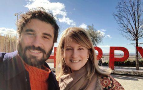 ÁLEX GARCÍA en Facebook LIve «YO DONA»