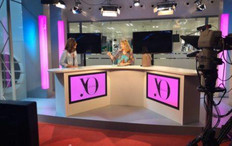 """LYDIA BOSCH en Facebook Live """"YO DONA"""""""