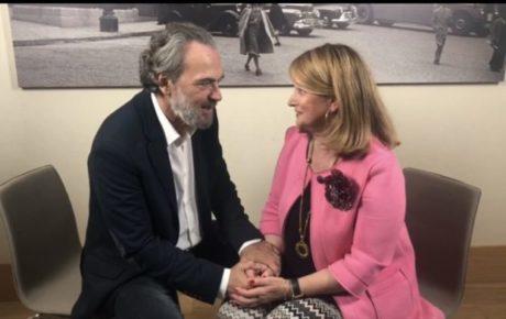 "JOSE CORONADO en ""Buenos días Madrid"""