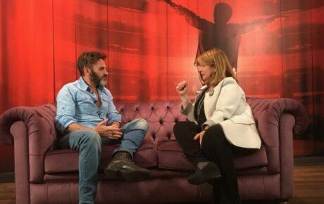 """FERNANDO TEJERO en """"Buenos días Madrid"""""""