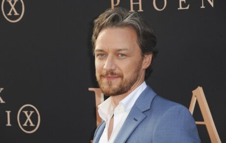 "JAMES McAVOY en ""YO DONA"""